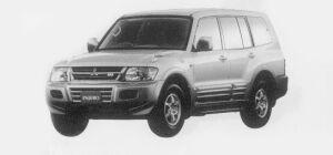 Mitsubishi Pajero LONG EXCEED 1999 г.