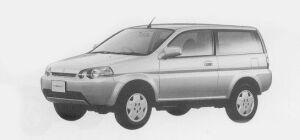 Honda HR-V 3DOOR J 1999 г.