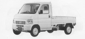 Honda Acty Truck TOWN 1999 г.
