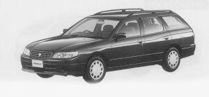 Nissan Avenir SALUT X 2WD TWINCAM 2000 1999 г.