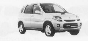 Mazda Laputa 5DOOR S HATCHBACK 2WD 1999 г.