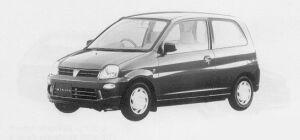 Mitsubishi Minica 3DOOR PG 1999 г.