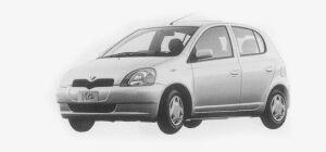 Toyota Vitz U 5DOOR 1999 г.