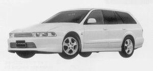Mitsubishi Legnum 24 CUSTOM 1999 г.
