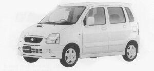 Suzuki Wagon R Plus PLUS XT 1999 г.