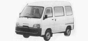 Subaru Sambar VAN VB 1999 г.