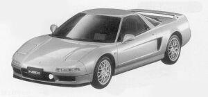 Honda NSX TYPE S 1999 г.