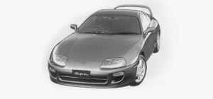 Toyota Supra RZ 1999 г.