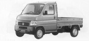 Honda Acty Truck ATTACK 1999 г.