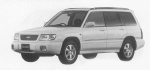 Subaru Forester S/20 LIMITED 1999 г.