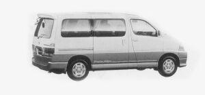 "Toyota Grand Hiace 3.4 LIMITED ""PRESTIGE EDITION"" 1999 г."