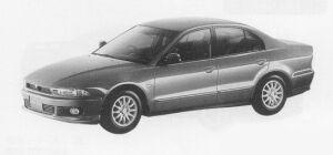 Mitsubishi Galant EXCEED 1999 г.