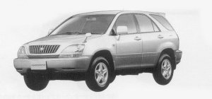 "Toyota Harrier ""S PACKAGE"" 1999 г."