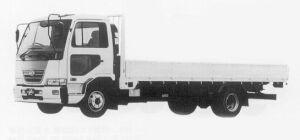 Nissan Diesel Condor Z 1999 г.