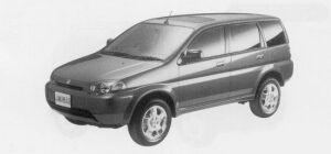 Honda HR-V 5DOOR J 1999 г.