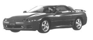 Mitsubishi Gto Twin turbo 1995 г.