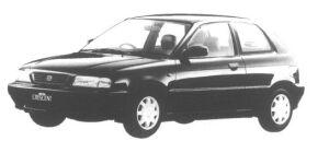 Suzuki Cultus Crescent 3 door C Special 1995 г.