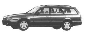 Mazda Ford Telstar Wagon 18i-X SunRoof 1995 г.