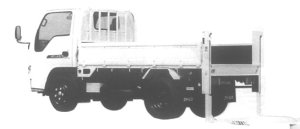 Nissan Atlas 200 WITH LIFT 1995 г.