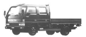 Mazda Titan 2.75T DOUBLE CAB, WIDE CABIN, LONG BODY 1995 г.