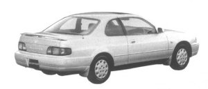 Toyota Scepter Coupe 2.2 1995 г.