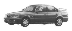 Honda Rafaga 2.0CS 1995 г.