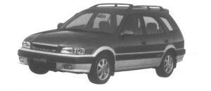 Toyota Sprinter Carib Z Touring 1995 г.
