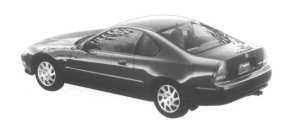 Honda Prelude Si 1995 г.