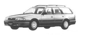 Mazda Capella Wagon 1800 DOHC SV 1995 г.