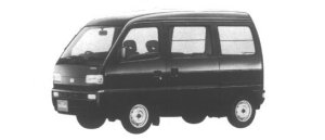 Mazda Scrum VAN LIMITED 1995 г.