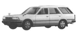 Nissan Gloria VAN V20E GL 1995 г.