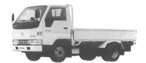 Toyota Dyna 200 STANDARD CAB FULL JUST LOW 2.0T 4.1L 1995 г.