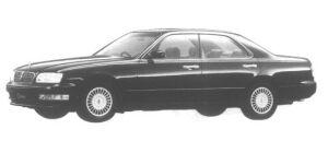 Nissan Cedric V30 Twincam Turbo V 1995 г.