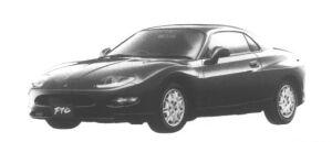 Mitsubishi FTO GR 1995 г.