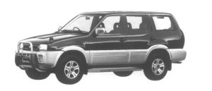 Nissan Mistral Type X 1995 г.