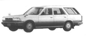 Nissan Gloria Wagon 2000SGL 1995 г.
