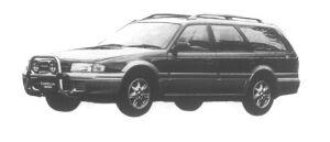 Mazda Capella Wagon 2000 DOHC FX 1995 г.