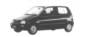 Suzuki Alto Vs 1995 г.