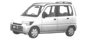 Daihatsu Move CX 1995 г.