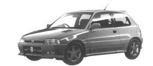 Daihatsu Charade De Tomaso 1995 г.