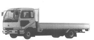 Nissan Diesel Condor SUPER LOW FLOOR 1995 г.