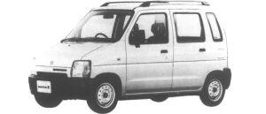 Suzuki Wagon R RG-4 1995 г.