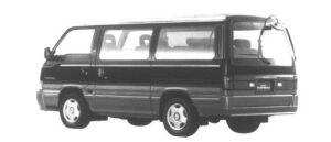 Isuzu Fargo Wagon 2WD LS 1995 г.