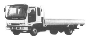 Isuzu Forward 210PS 4T 1995 г.