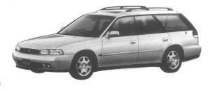 Subaru Legacy Touring Wagon 250T-G 1995 г.
