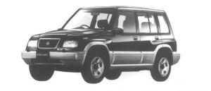 Suzuki Escudo Nomade 2000 Diesel Turbo 1995 г.