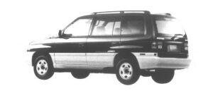Mazda Efini MPV Gran tour Type V-Four Diesel Turbo 1995 г.