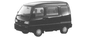 Subaru Sambar DIAS II SUPER CHARGER 1995 г.