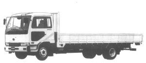 Nissan Diesel Condor  1995 г.