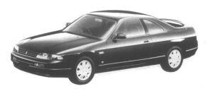 Nissan Skyline 2 door Coupe GTS25 1995 г.